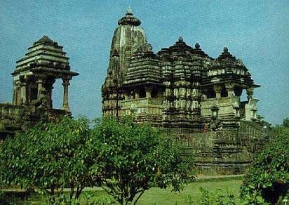 indian temple architectural styles