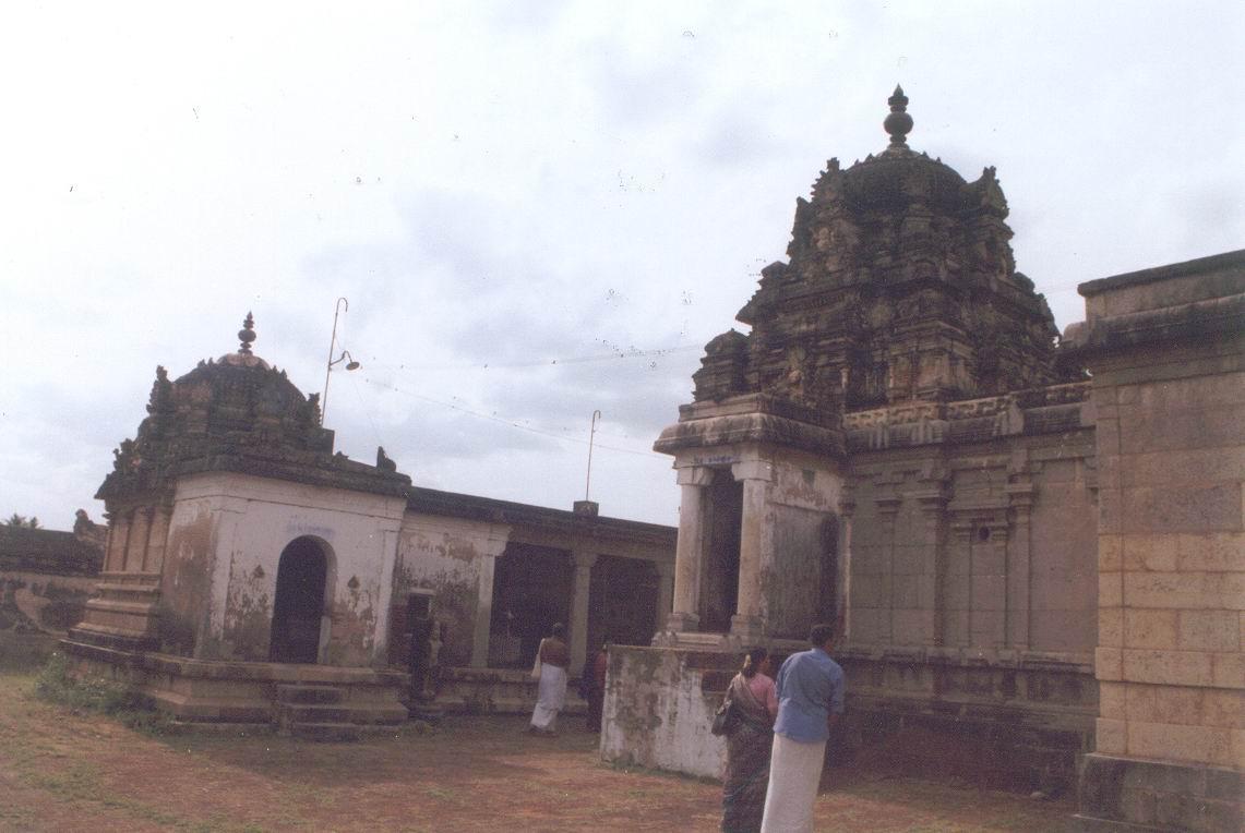 Tiruninriyur - Saranathan